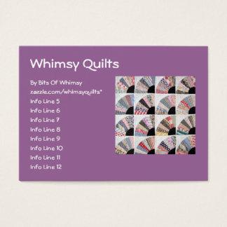 Heirloom Quilt Business Card