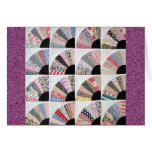 Heirloom Quilt Greeting Card