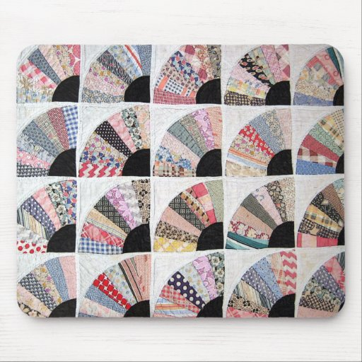 Heirloom Quilt Mouse Pads