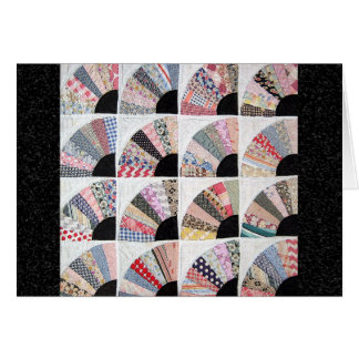 Heirloom Quilt Stationery Note Card