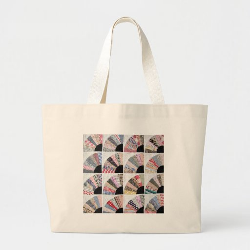 Heirloom Quilt Tote Bags
