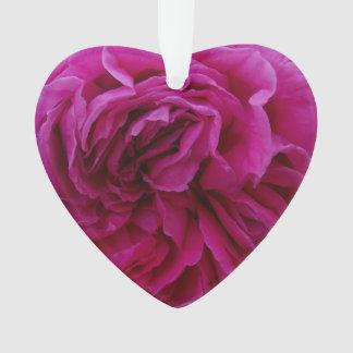 Heirloom Rose Ornament