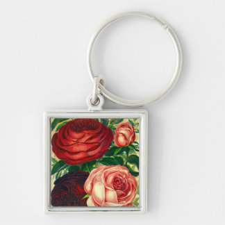 Heirloom Roses Old Antique Rose Culture KEY CHAINS