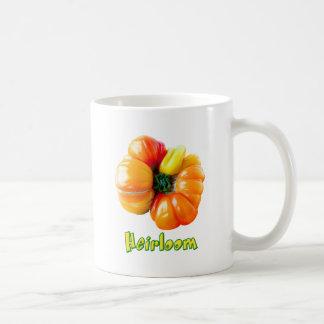 Heirloom Tomato Coffee Mug