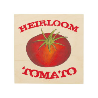 Heirloom Tomato Cook Vegetable Food Kitchen Decor