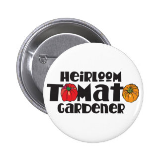 Heirloom Tomato Gardener Button