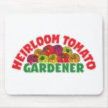 Heirloom Tomato Gardener Mouse Mat