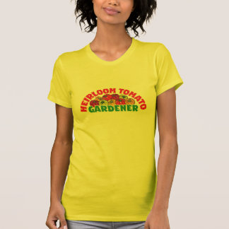 Heirloom Tomato Gardener T-Shirt