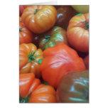 Heirloom Tomatoes card