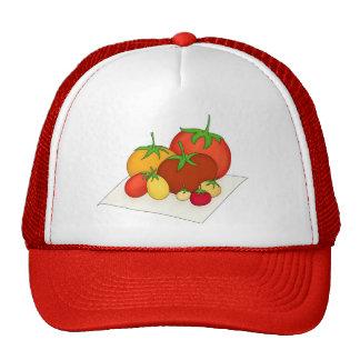 Heirloom Tomatoes Trucker Hat