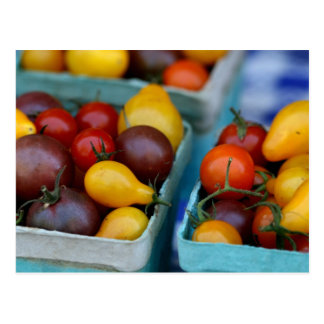 Heirloom Tomatoes Post Cards