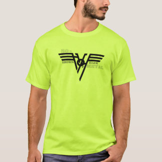 Heirs of Hair Metal 80s Party shirt