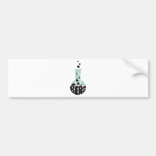 Heisenberg Bumper Sticker