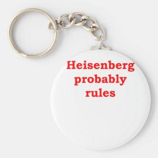 HEISENBERG.png Basic Round Button Keychain