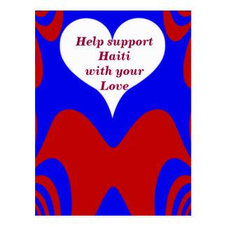 Heiti con el _del amor tarjetas postales