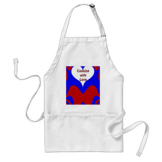 Heiti With Love _ Adult Apron