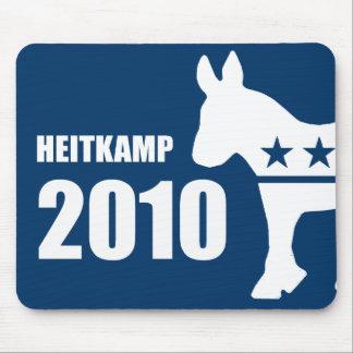 HEITKAMP 2010 MOUSEPAD