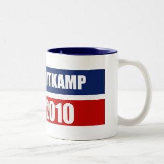 HEITKAMP 2010 COFFEE MUG