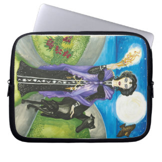 Hekate, Greek Queen of Witches Laptop Sleeve