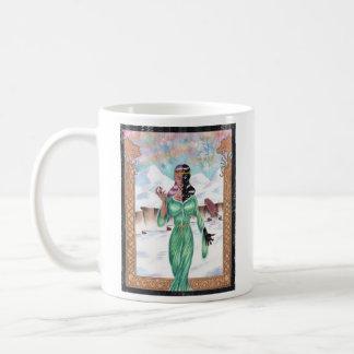 Hel, goddess of death coffee mug