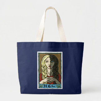Hel Large Tote Bag
