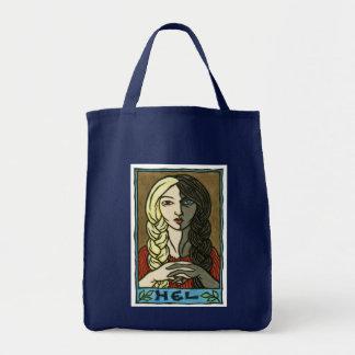 Hel Tote Bag