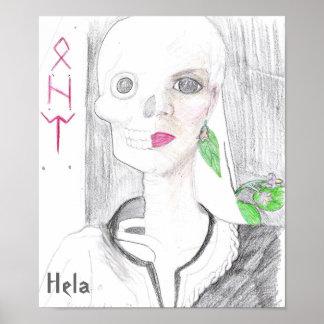 Hela Poster