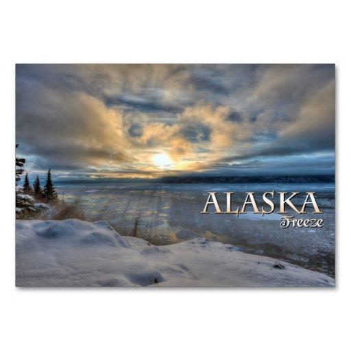 Helada de Alaska