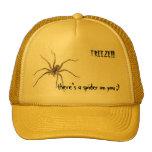 ¡HELADA!!! hay una araña en… Gorro De Camionero