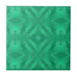 Helada verde tejas  cerámicas