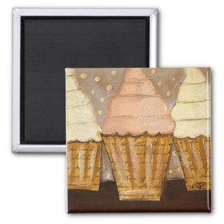 helado con placer iman de nevera