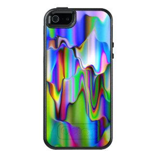 Helado de fusión del arco iris funda otterbox para iPhone 5/5s/SE