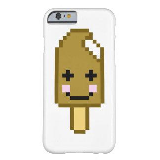 Helado de Kawaii de 8 pedazos Funda Para iPhone 6 Barely There