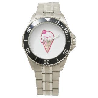 Helado de Kawaii Reloj De Mano