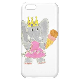 Helado de la princesa del elefante