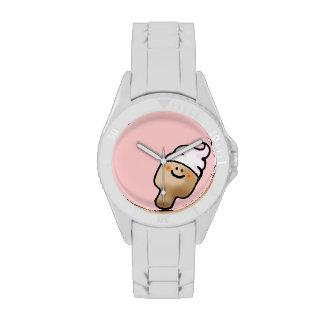 helado lindo relojes de mano