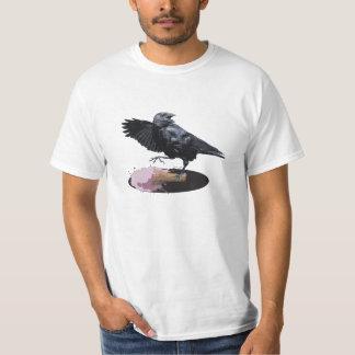 Helado para el cuervo remera