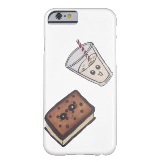 helado y leche funda barely there iPhone 6