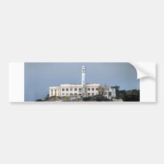 Helaine's Alcatraz Bumper Sticker
