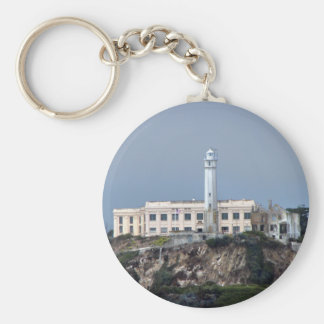 Helaine's Alcatraz Keychain