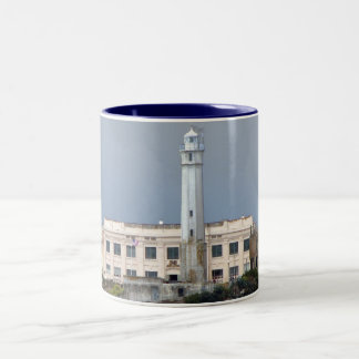 Helaine's Alcatraz Two-Tone Coffee Mug