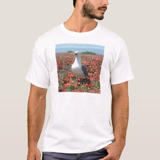 Helaine's Anacapa Island Seagull T-Shirt