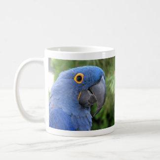 Helaine's Blue Parrot Coffee Mug