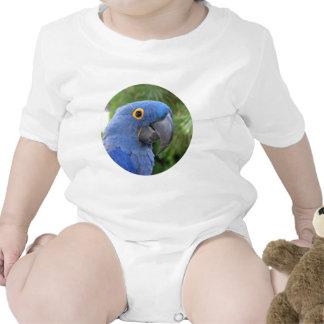 Helaine's Blue Parrot Tshirt
