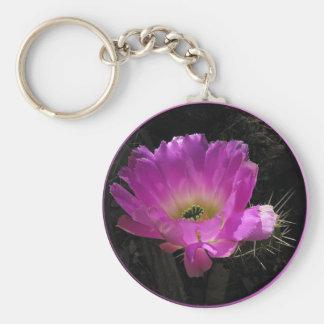 Helaine's Cactus Flower Keychain