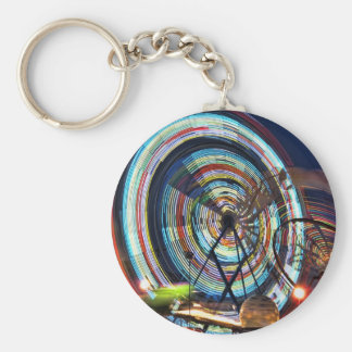 Helaine's Carnival Rides Keychain