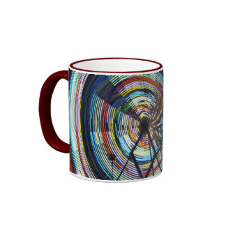 Helaine's Carnival Rides Mugs