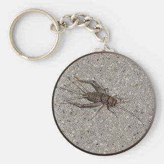 Helaine's Cricket Keychain