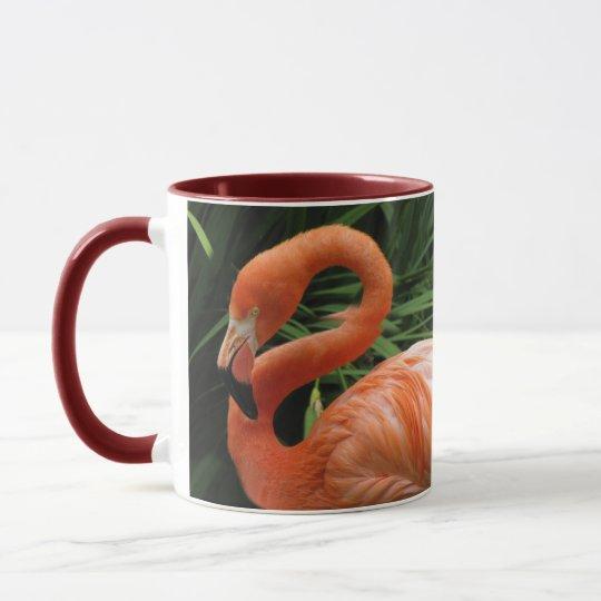 Helaine's Flamingo Mug