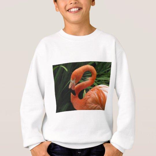 Helaine's Flamingo Sweatshirt